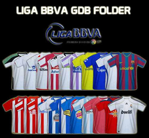 Pes 2010 Demo: BBVA GDB Folder For PES 2010