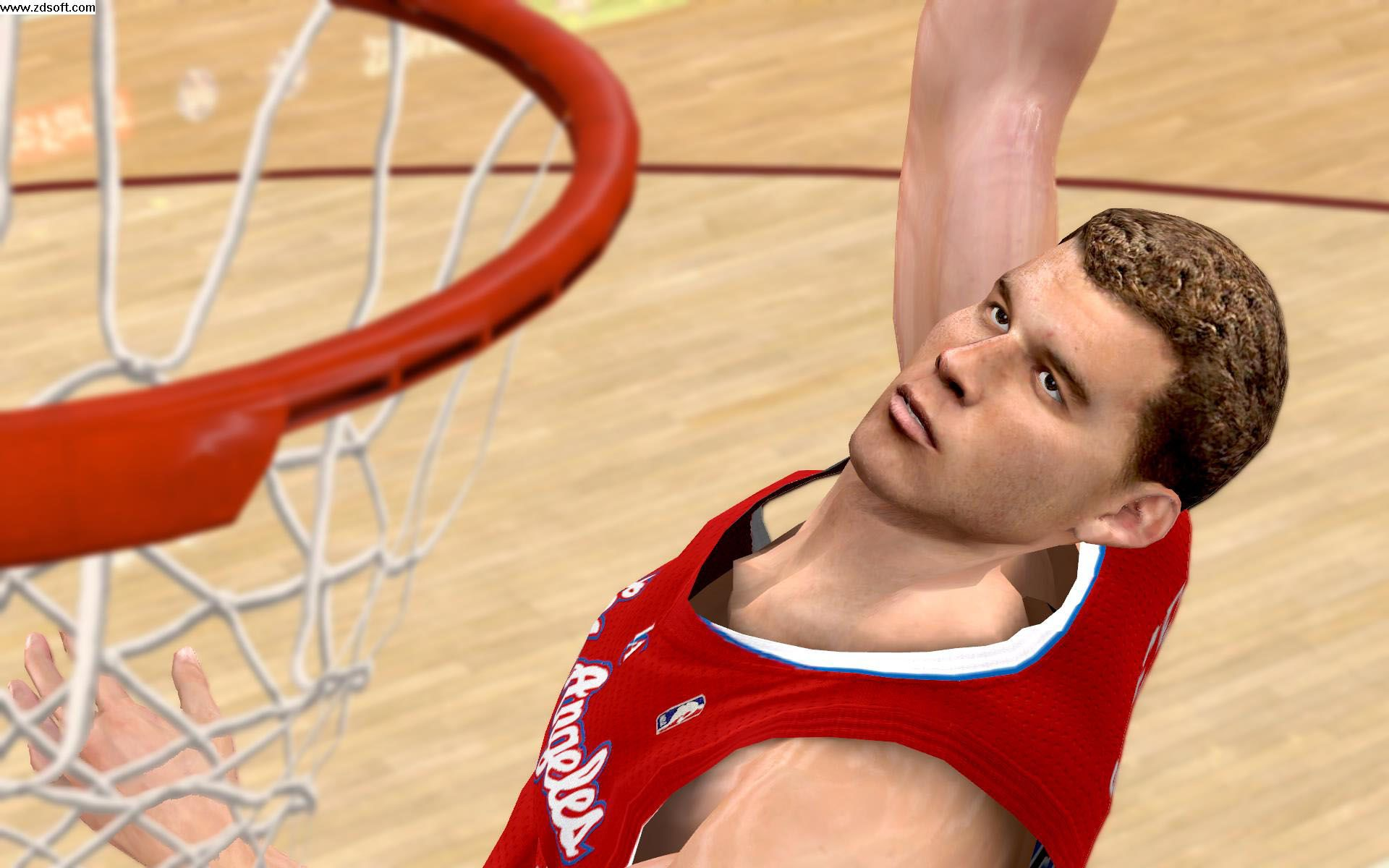 Nba 2k12 Cyber Faces Blake Griffin Cyber Face 2 Versions Nba 2k12