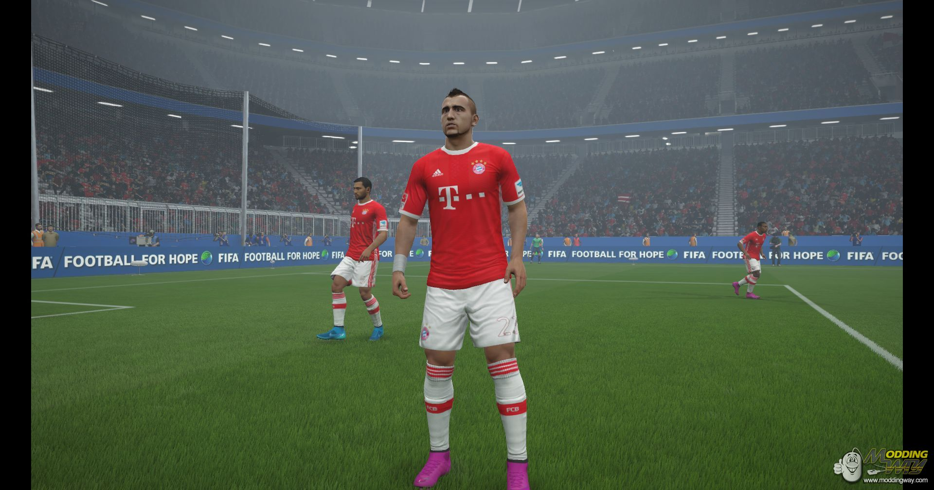 leaked bayern munich trikot 16 17 fifa 16. Black Bedroom Furniture Sets. Home Design Ideas