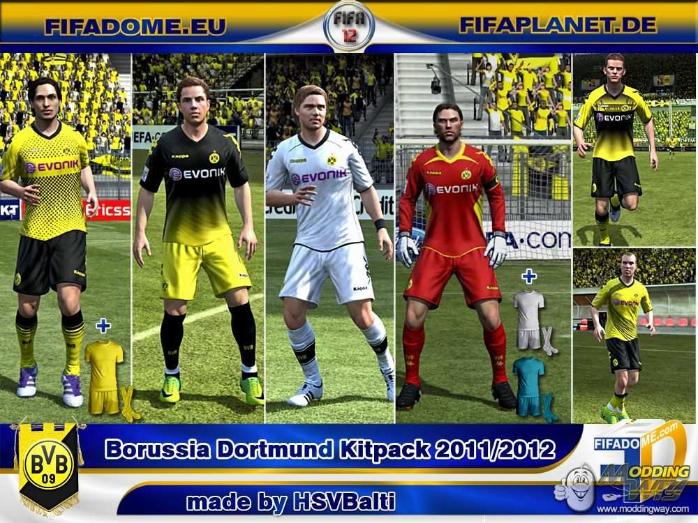 Use fifa 12 textures editor or file master 12 to import