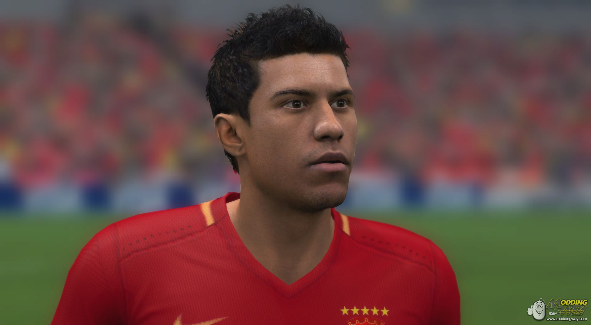 Paulinho Face 17 to 14 conversion FIFA 14 at ModdingWay