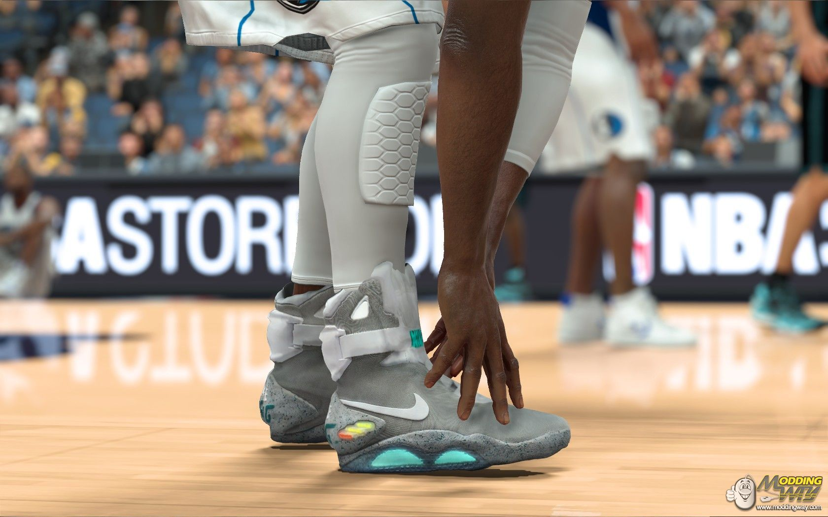 how to get to shoe creator 2k17