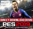 How To (Direct) Download Demo PES 2019 for PC and Install