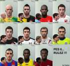 PES 6 Febraury Faces Pack by crasher