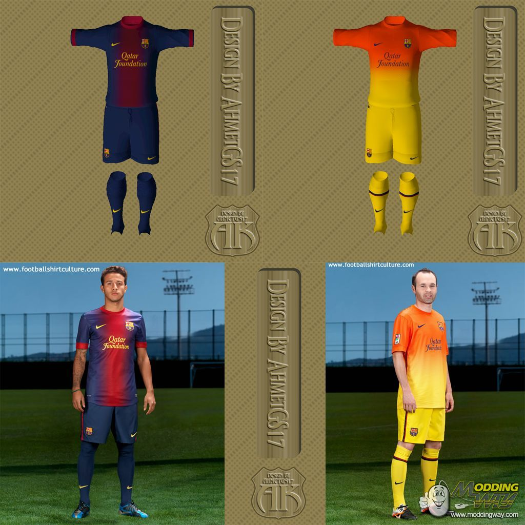 pro evolution soccer 2012 kits fc barcelona 2012 2013 pes kits by