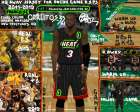 Online Game Miami Heat HQ Regular Season and PS - Away - 2011-12 Franchise