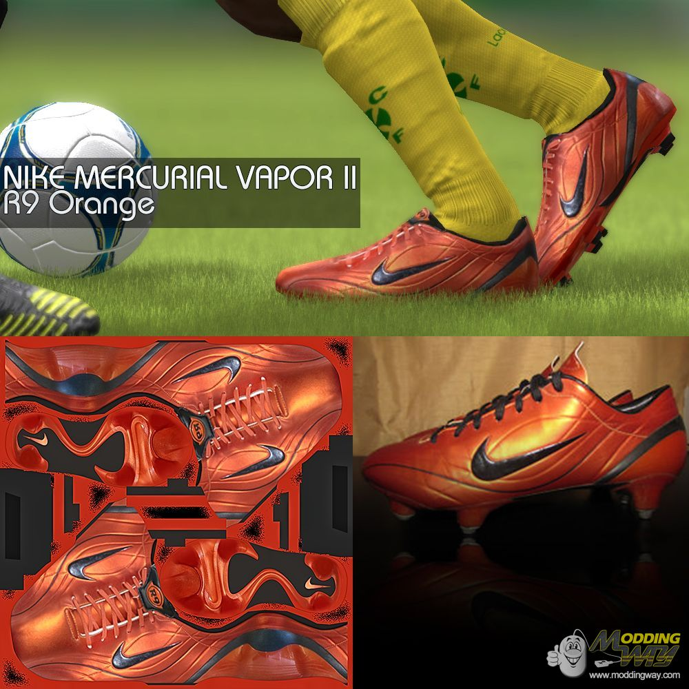 ... greece cheap max 03e55 11e0b fifa 13 boots nike mercurial vapor ii r9  orange fc0b4 e25c3 3e42539eded42