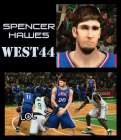 Spencer Hawes Cyber Face