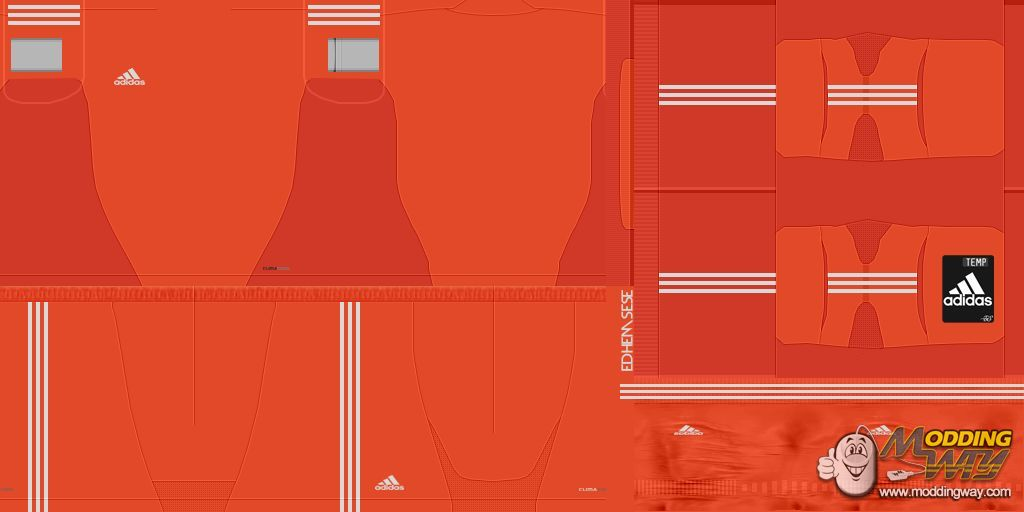 Adidas 12 13 Template By Edhem Sese Pro Evolution Soccer