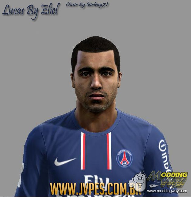 Pes 2019 Faces Lucas Moura By Hugimen: Pro Evolution Soccer 2013