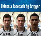 Valencia Faces Pack