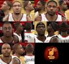 Miami Heat Cyber Faces Pack