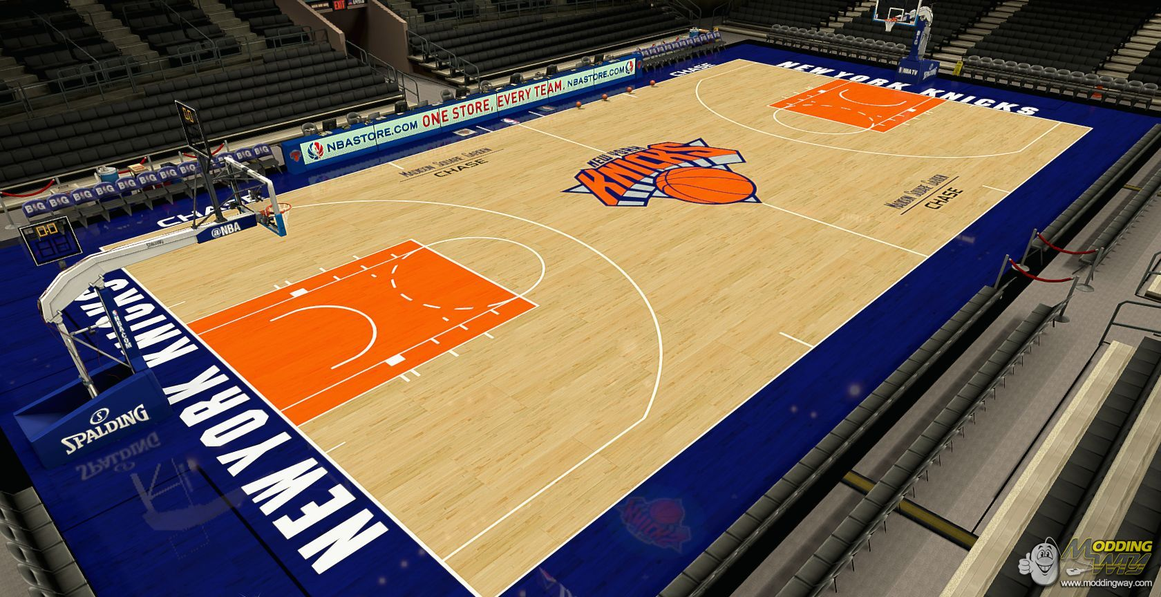 Nba basketball court square feet 100 75m to feet for How big is a basketball court