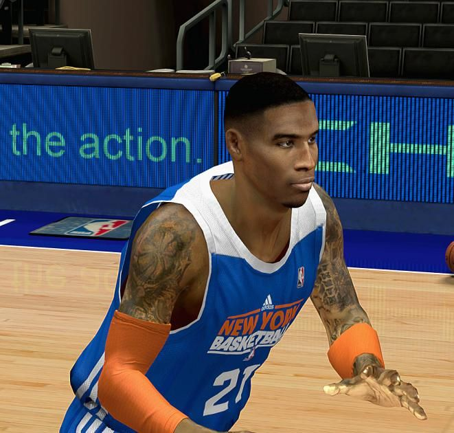 iman shumpert flat top nba 2k13 image information