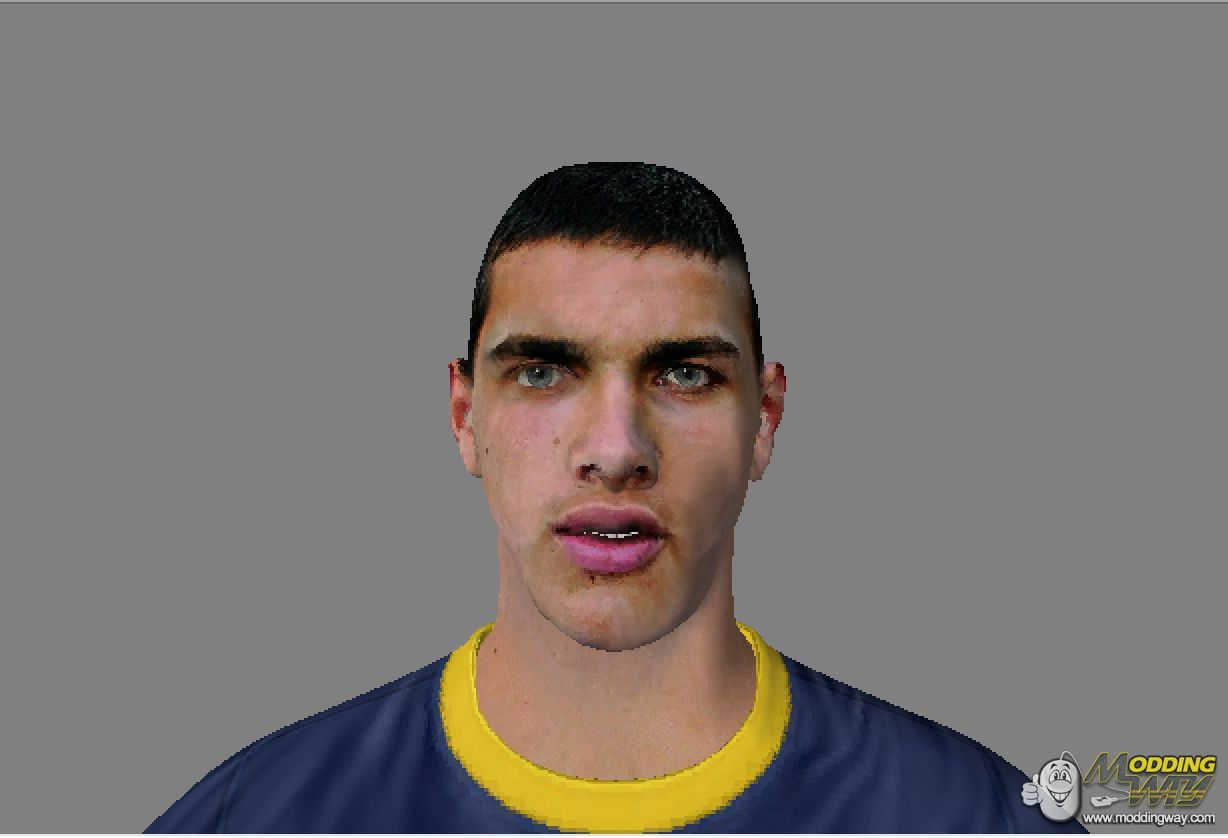 leandro paredes by aurion17 fifa 14