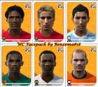 World Cup Faces Pack V2