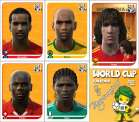 World Cup Faces Pack