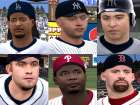 6 Players Cyber Faces Pack - FIXED - Major League Baseball 2K10
