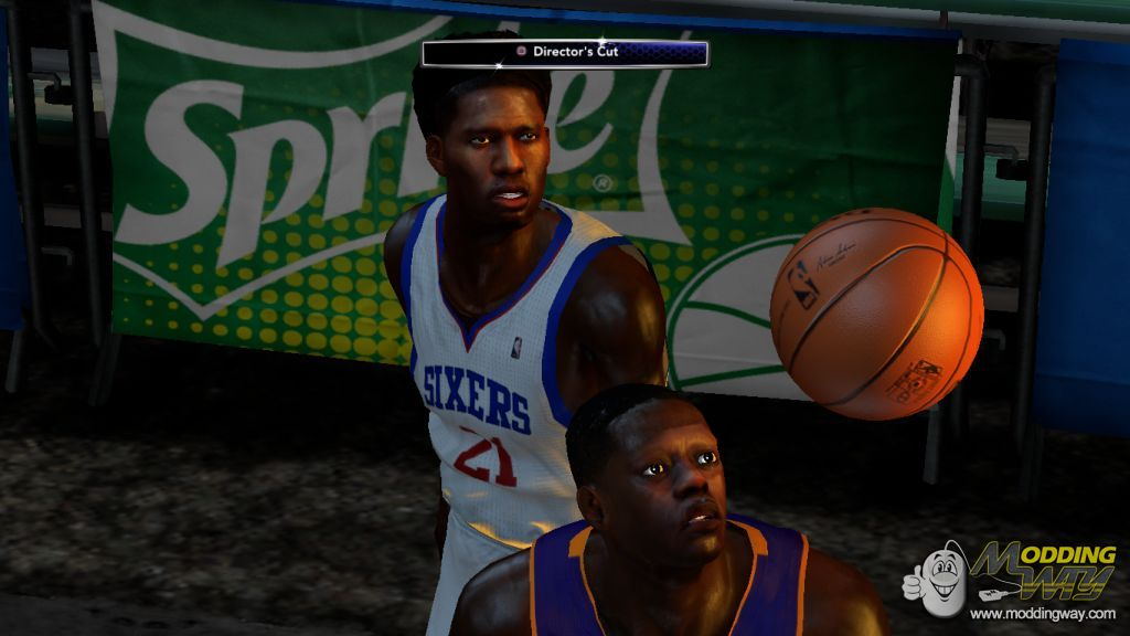 Joel Embiid and Julius Randle NEXT GEN - NBA 2K14