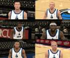 Dallas Mavs Cyber Faces Pack