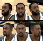 Gilbert Arenas Cyber Face - 2 Versions