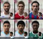 Faces Pack PES 2010 by Duner