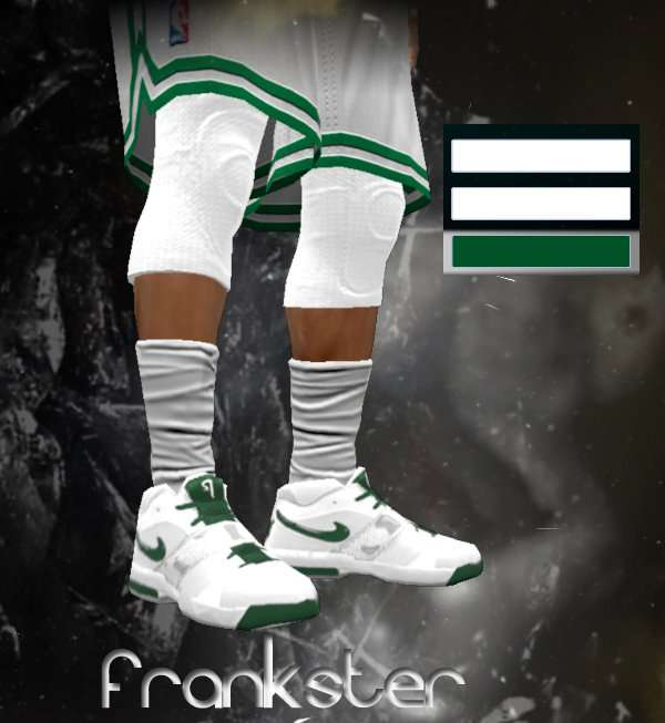 Paul Pierce Shoes - NBA 2K11