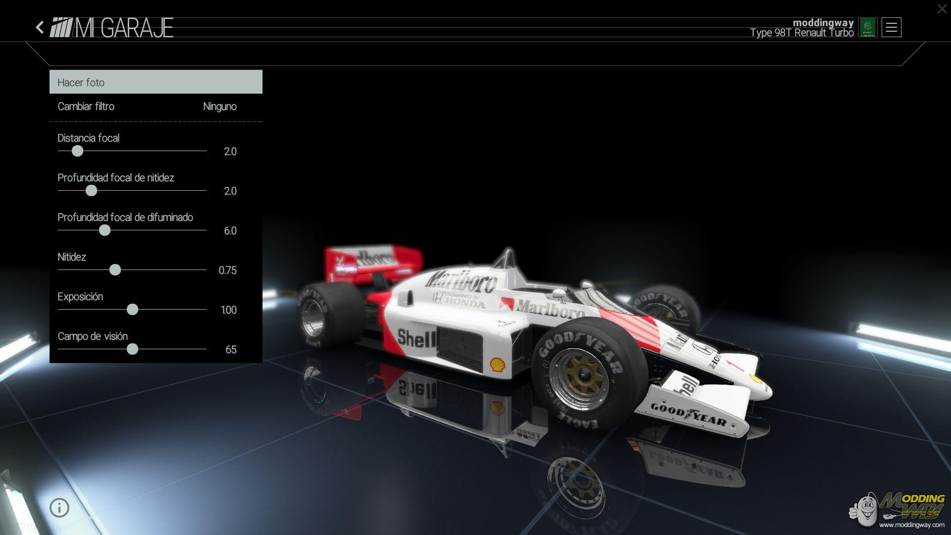 project cars f1 livery updates project cars video game at. Black Bedroom Furniture Sets. Home Design Ideas